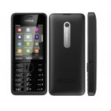 Nokia 301 Black Single SIM