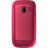 Nokia Asha 302 Red