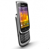 BlackBerry 9810 Torch (BEZ CZ MENU!) Silver