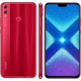 Huawei Honor 8X 128GB Dual SIM Red