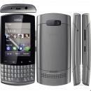 Nokia Asha 303 šedý