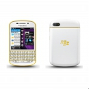 BlackBerry Q10 White Gold Special Edition