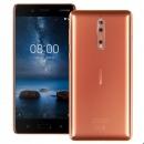 Nokia 8 Dual SIM Polished Copper