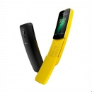 Nokia 8110 2018 Dual SIM černý